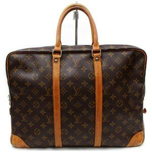 Louis Vuitton Monogram Briefcase***